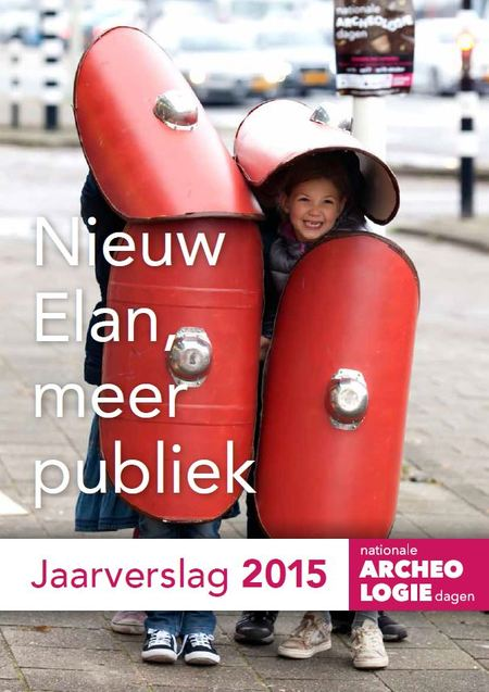 Jaarverslag Nationale Archeologiedagen
