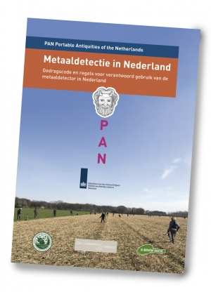 Brochure Metaaldetectie in Nederland, 2019